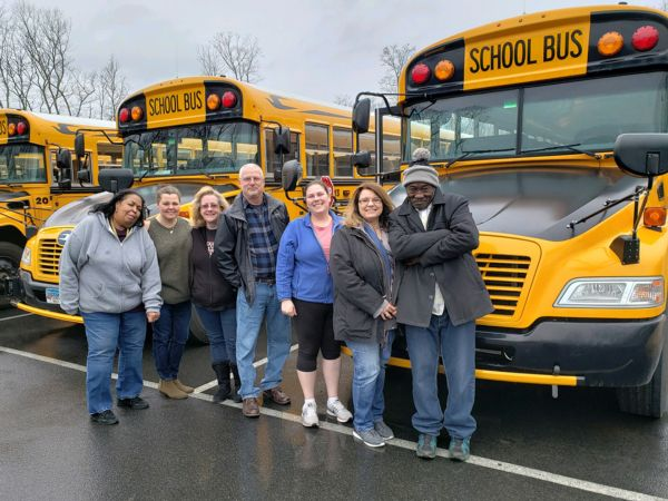 ohio school bus driver wages